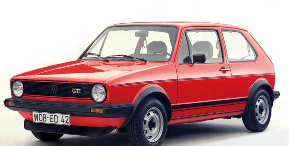 VW Golf GTI, 40 años de adrenalina