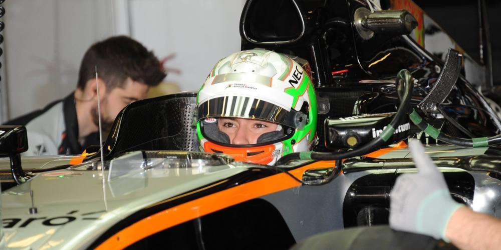 Celis Jr. busca ser piloto oficial F1 en 2018