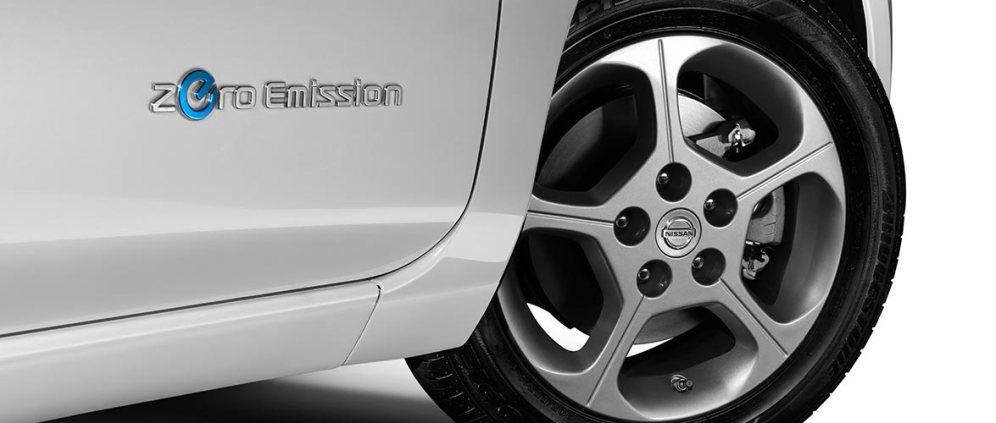 La nueva ola de autos eléctricos Nissan Leaf