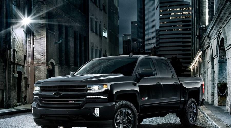 Chevrolet Cheyenne Midnight, noche especial de GM México