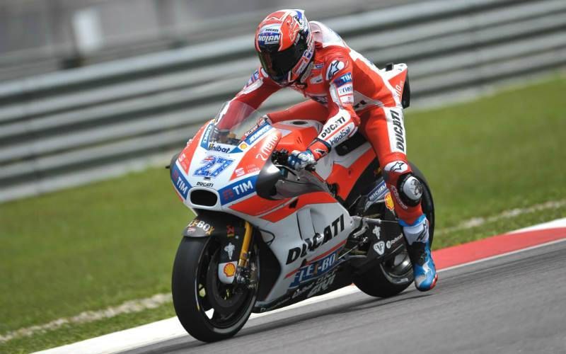 MotoGP vuelve! Iniciaron los test de Sepang
