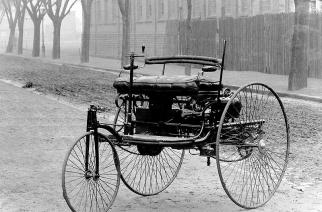La historia de Mercedes-Benz