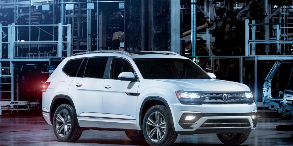 Auto Show de Detroit 2017: Volkswagen Atlas R-Line