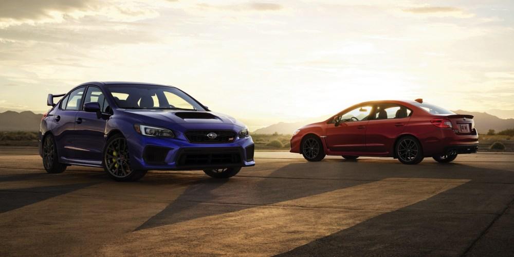 Auto Show de Detroit 2017: Subaru WRX y STI renovados