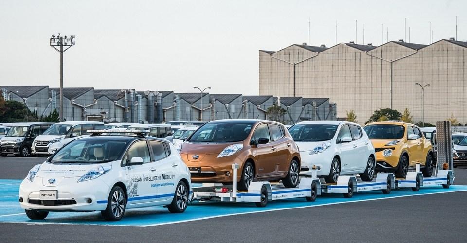 CES 2017, la visión de Nissan en sus auto