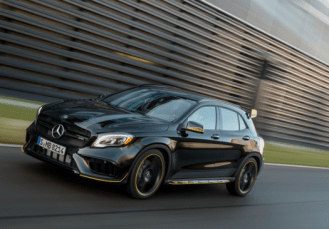 Mercedes Benz AMG GLA 45 4MATIC