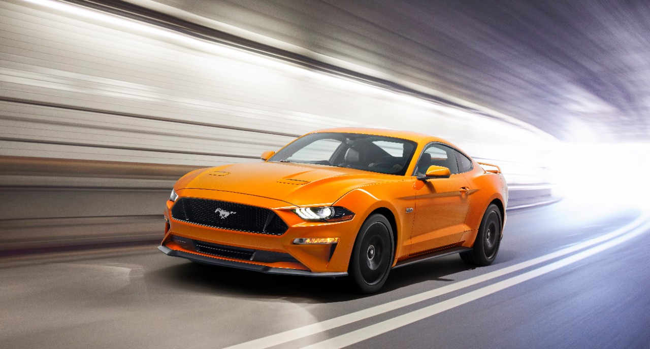 Nuevo Ford Mustang 6