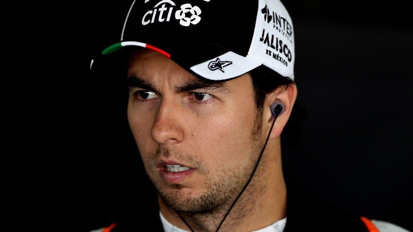 Sergio Pérez estrenará el VJM10 de Force India