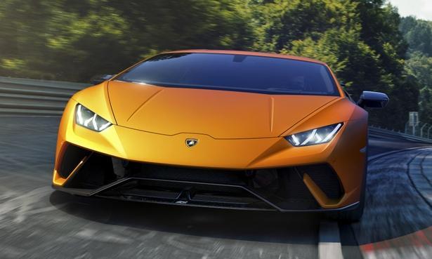 Auto Show de Ginebra 2017: Lamborghini Huracan Performante