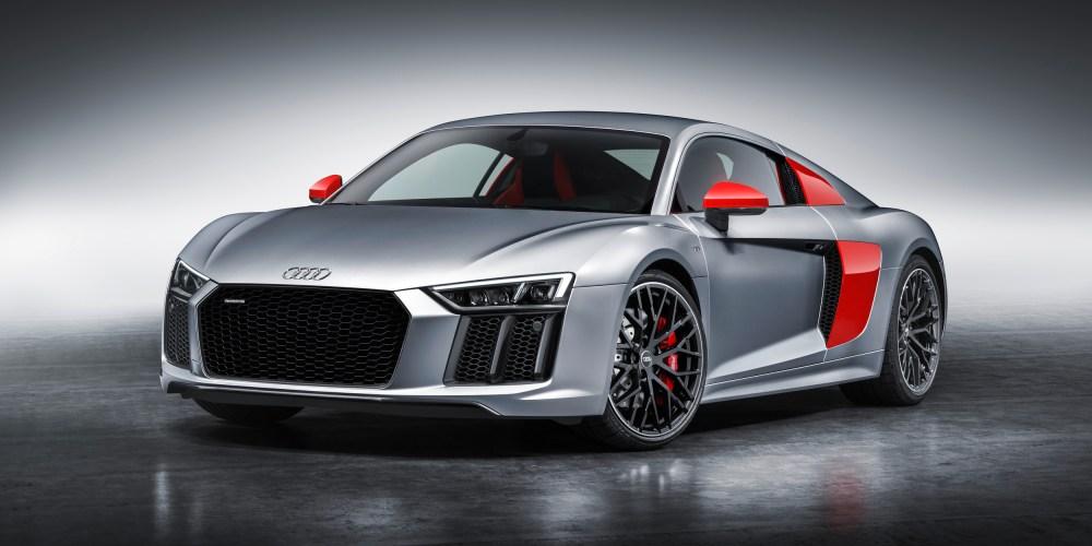 Auto Show de Nueva York 2017: Audi Sport Edition R8
