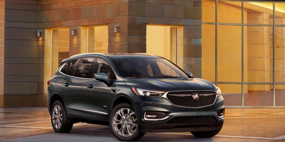 Auto Show de Nueva York 2017: Buick Enclave Avenir