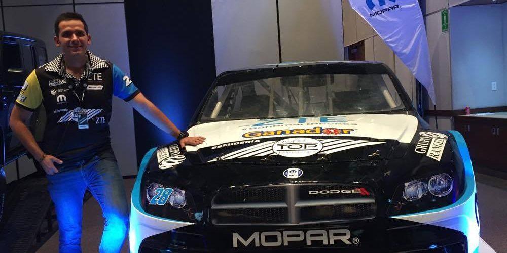 MOPAR anuncia su participación en NASCAR PEAK