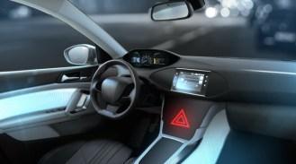 Los materiales interiores serán funcionales: le avisará de iconos importantes y, por ser translucidos, le pondrá la iluminación más conveniente a su seguridad o gusto
