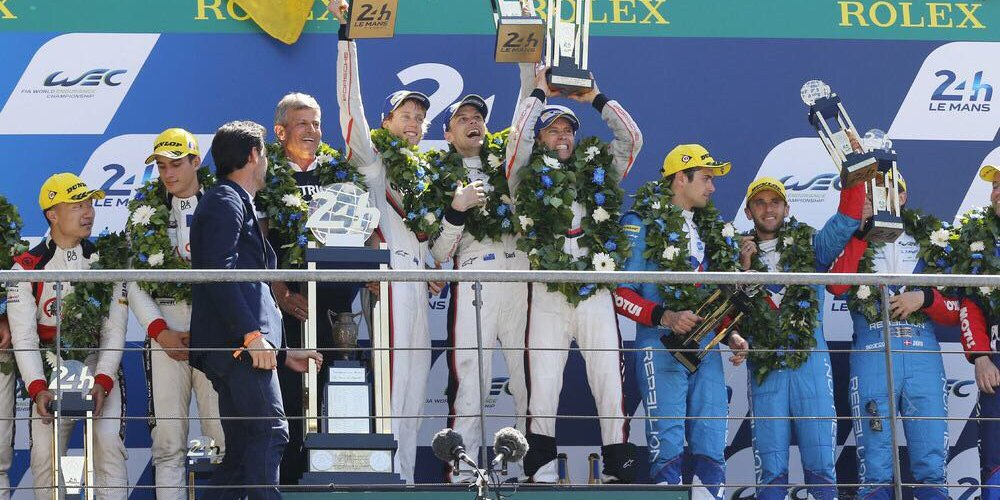 Le Mans se niega a Toyota y Porsche vuelve a ganar las 24 Horas de Le Mans