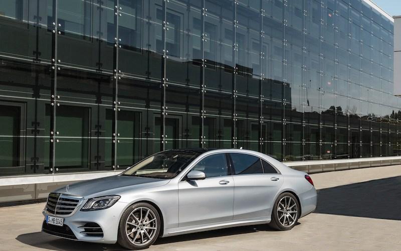 El emblemático Mercedes-Benz Clase S se renueva