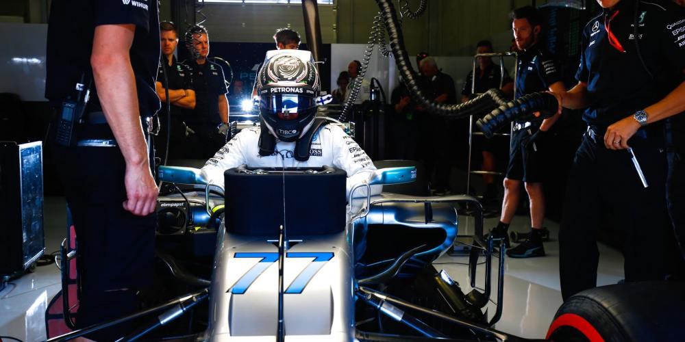 Bottas consigue su segunda pole en la Fórmula 1 en Austria