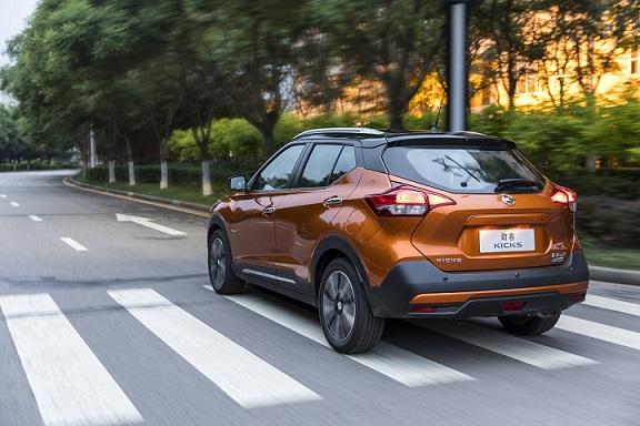 Nissan lanza el Kicks en China y es hecho en México!