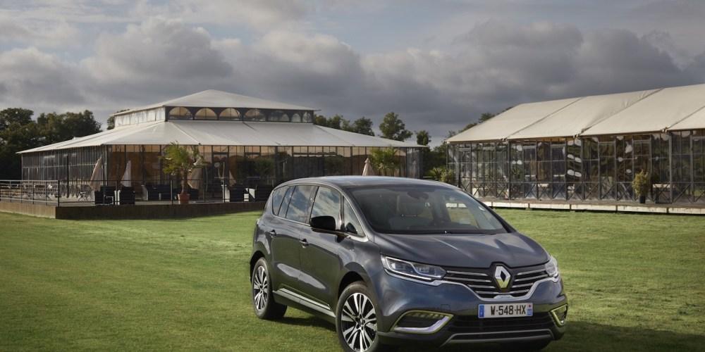 Renault Space 2017 ¿llegará a México?