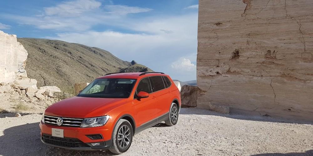 Volkswagen Tiguan 2018, mayor espacio, mejor equipamiento