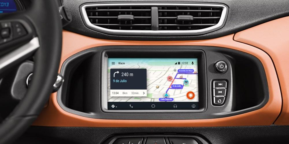 Waze llega a Android Auto, adiós al GPS