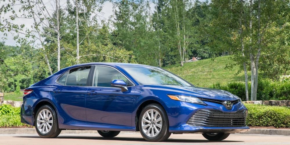 Toyota Camry 2018, mejor que nunca