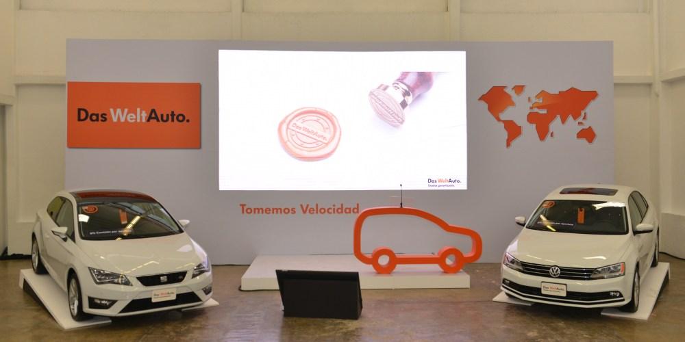 Das WeltAuto: Autos usados con garantía Volkswagen en todo México