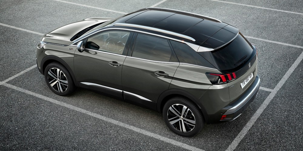 Peugeot 3008 gana el premio Red Dot Product Design 2017