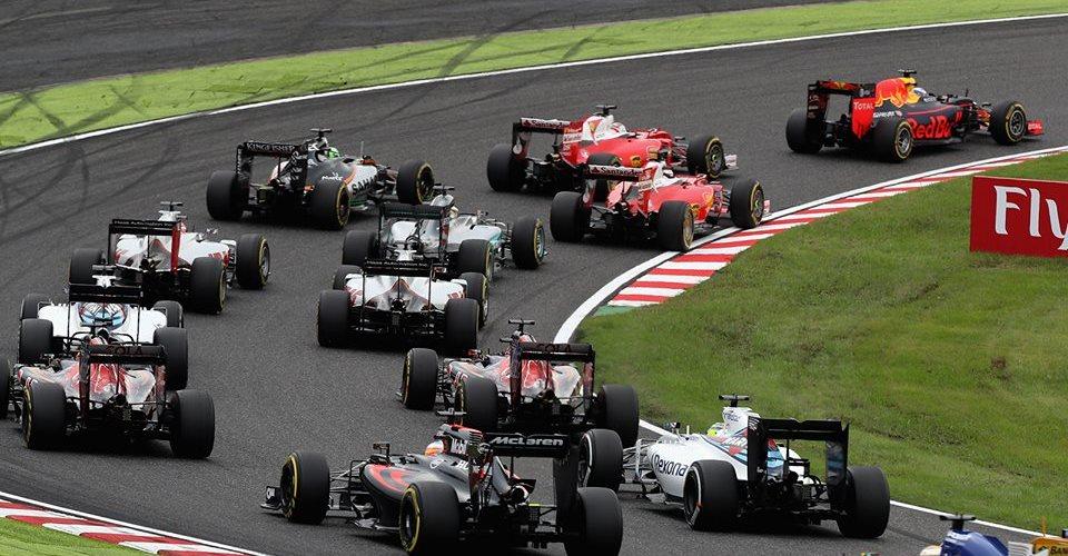 ¿Por qué el circuito de Suzuka es la prueba masiva para la capacidad del coche y el piloto?