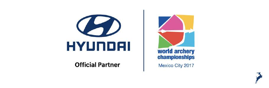 Hyundai Motor Company patrocinador del World Archery Championships Mexico City 2017