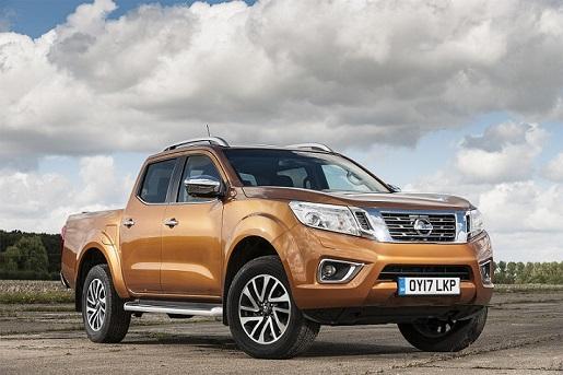 Nissan NP300 Frontier es reconocida como la Mejor Pick Up del Reino Unido