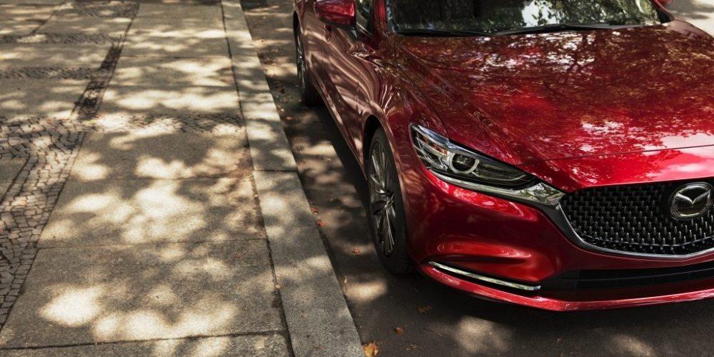 Autoshow de Los ángeles 2017, Mazda6 2018, estrena motor y equipamiento