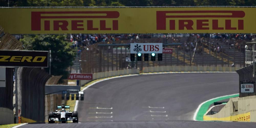 Brasil albergará la penúltima fecha de la Fórmula 1