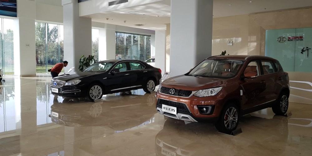 BAIC nos comparte sus planes y estrategia de comercialización de autos desde China