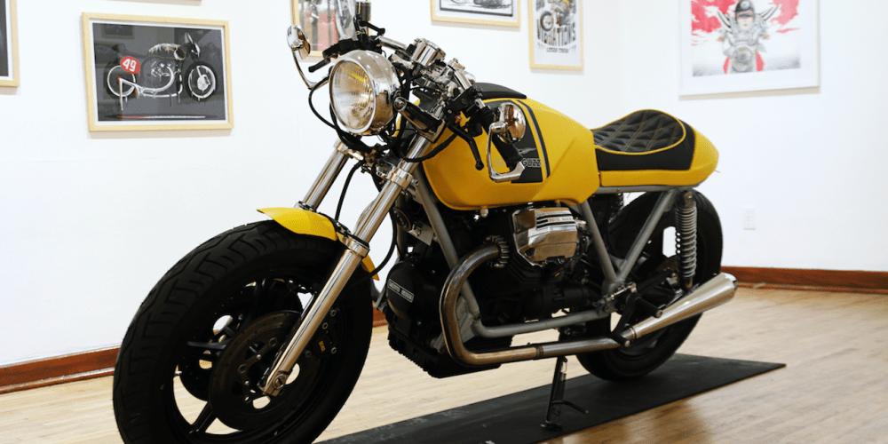 Arte&Moto se juntan en un mismo lugar