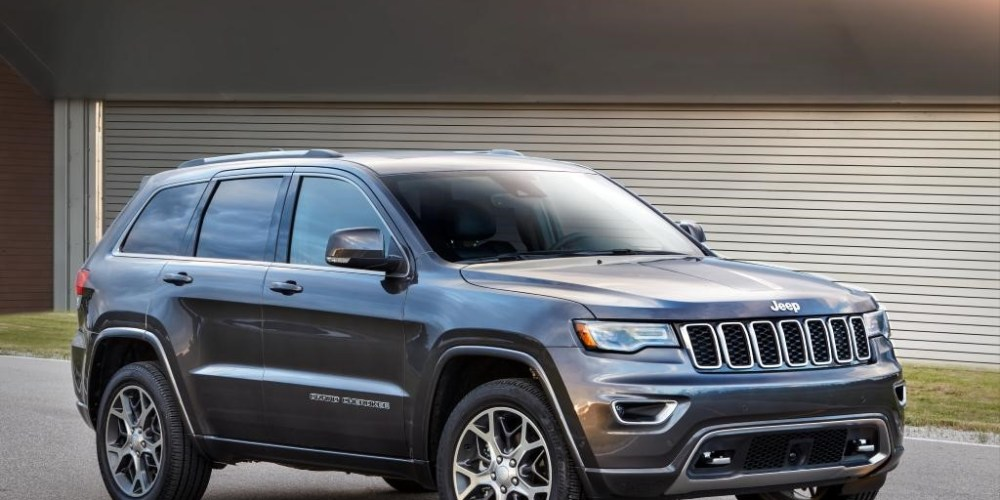 Jeep Grand Cherokee Sterling 25th Anniversary Edition 2018 puede ser tuyo