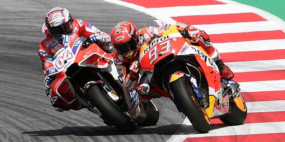 Márquez vs Dovizioso: ¿Quién será campeón de MotoGP?