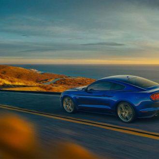 1. Mustang 2018 carretera