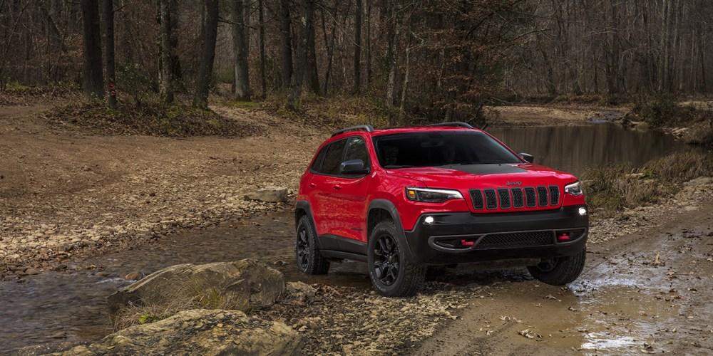 El Jeep Cherokee 2019 se pone al día