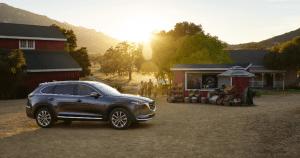 Mazda pone su firma en el nuevo CX-9 Signature