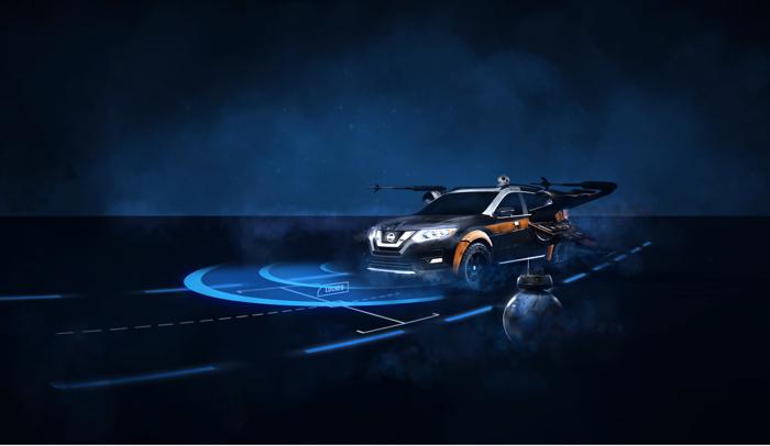 Nissan Intelligent Mobility: pronto en nuestra galaxia