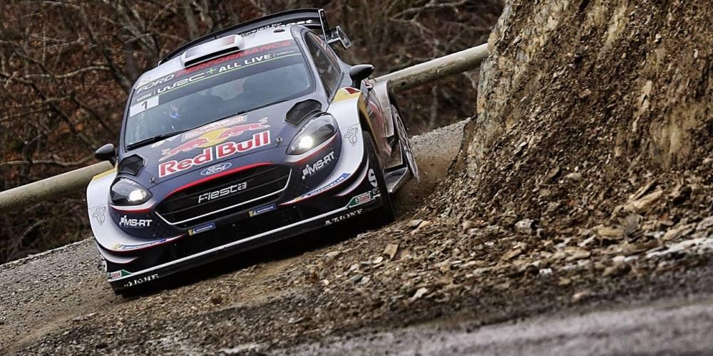 WRC: Ogier gana el primer rally del año