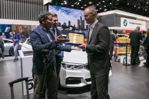 """Autoshow de Detroit, BMW Serie 5 recibe el galardón """"Auto del Año FIPA 2018"""