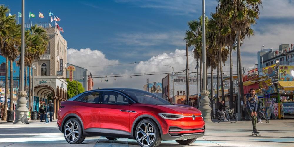 Volkswagen I.D. CROZZ CONCEPT, listo para el 2022