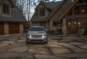 Jeep Cherokee 2019, Auto Show de Detroit