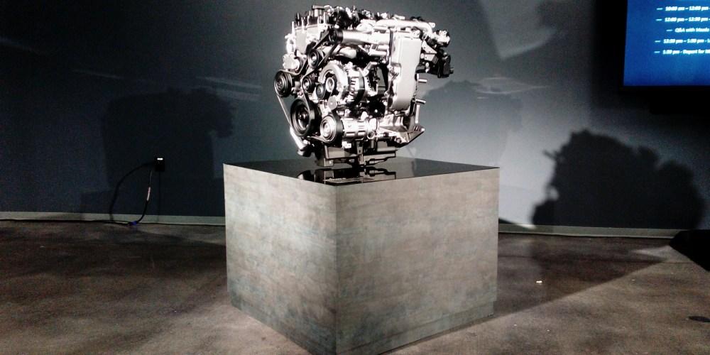 ¡A prueba! SKYACTIV-X de Mazda: un motor de gasolina potente, eficiente y sustentable