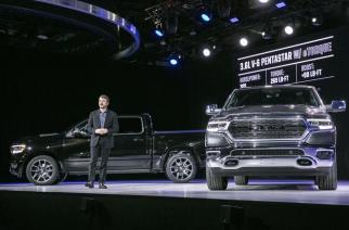 """La nueva Ram 1500 2019 reconocida con el premio """"Best of Show"""" de Cars.com"""