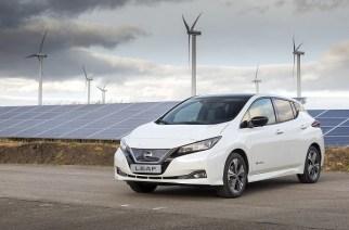 El Nissan LEAF ya es reconocido como el mejor auto eléctrico en el Viejo Continente