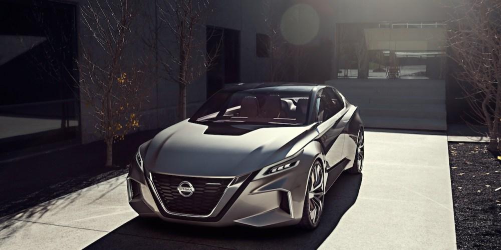 La bola de cristal: Nuevo Nissan Altima 2019 se presentará en el Autoshow de NYC.