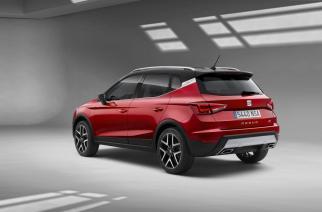SEAT vende 38 mil 900 vehículos en enero a nivel mundial
