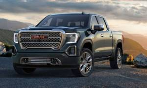 GMC Sierra 2019, ¡espectacular!